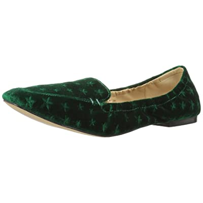 Brand - The Fix Women's Zaylie Scrunch Loafer Flat: Shoes