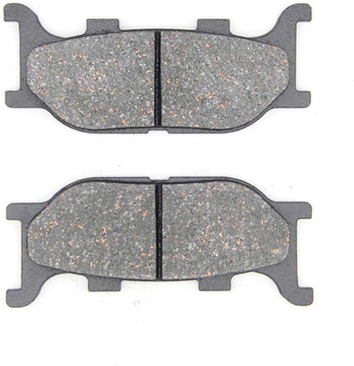 MEXITAL Pastillas de freno Delanteras para FZ6 // FZ6 Fazer Non ABS Naked 04-07 FZ6-NS Non ABS Naked 2 piston caliper 2 piston caliper 05-06 13-15 XJ6-N//F//S//SP Diversion 600