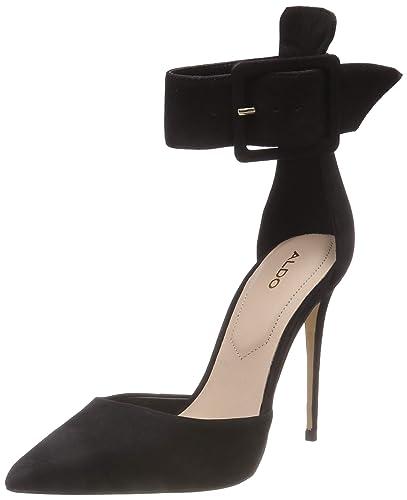 bf71d92029f Aldo Women s Onaedia Ankle Strap Heels  Amazon.co.uk  Shoes   Bags