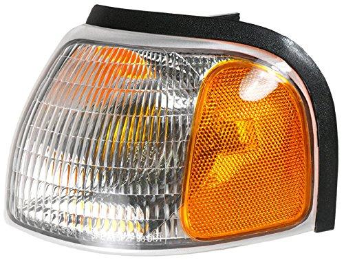 Side Corner Parking Turn Signal Light Lamp Driver Left LH for 98-00 Mazda Pickup