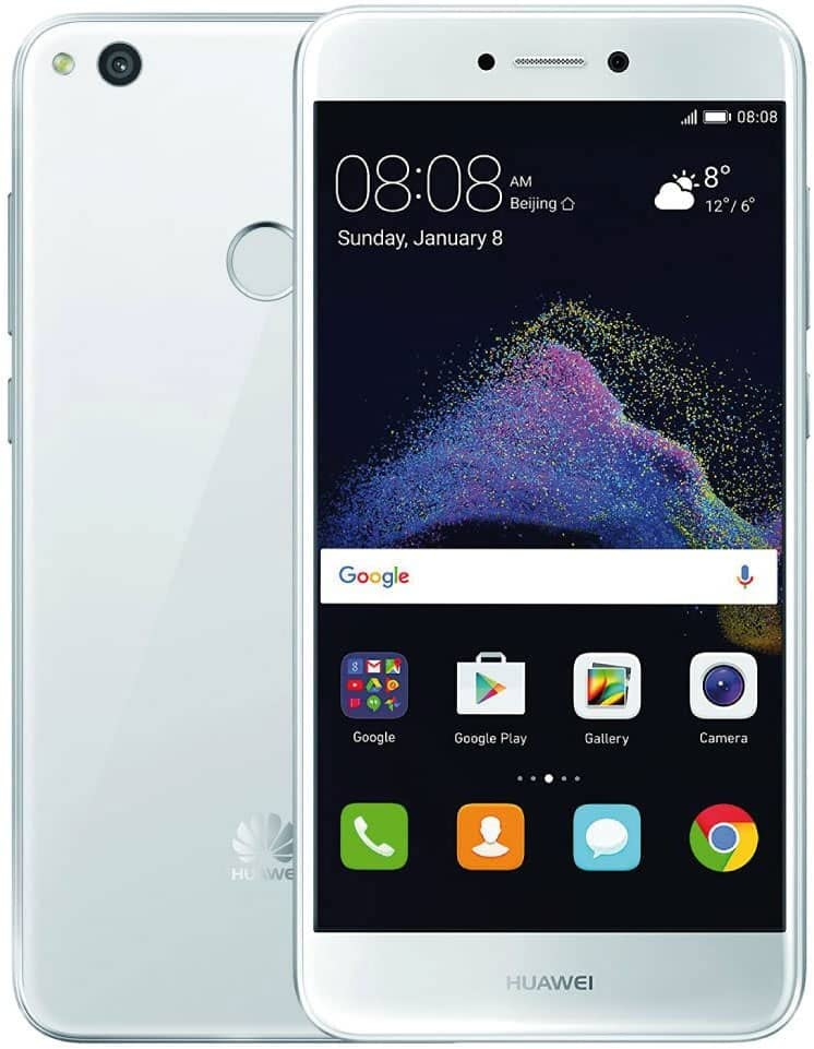 Huawei P8 Lite 2017 Smartphone, 16 GB, marca TIM, blanco: Amazon ...