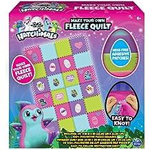 Hatchimals Make your own Fleece Quilt. Knot a Quilt