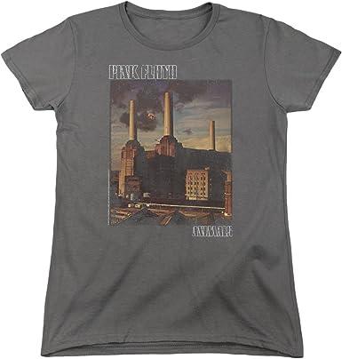 Pink Floyd Damen Animals Cover T-Shirt