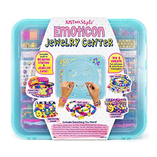 Just My Style Emoticon Jewelry Center by Horizon Group USA -