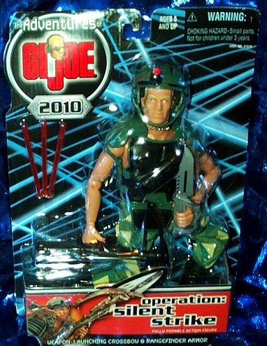 G.I. Joe 2010 Operation Silent Strike 12