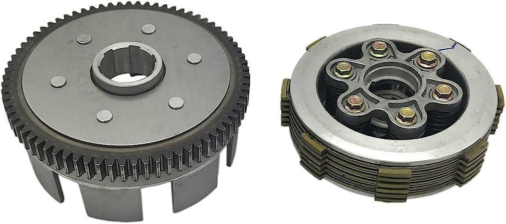 JA-ALL 6 Plate Clutch Assembly for CG 200cc 250cc ATV Dirt Bike