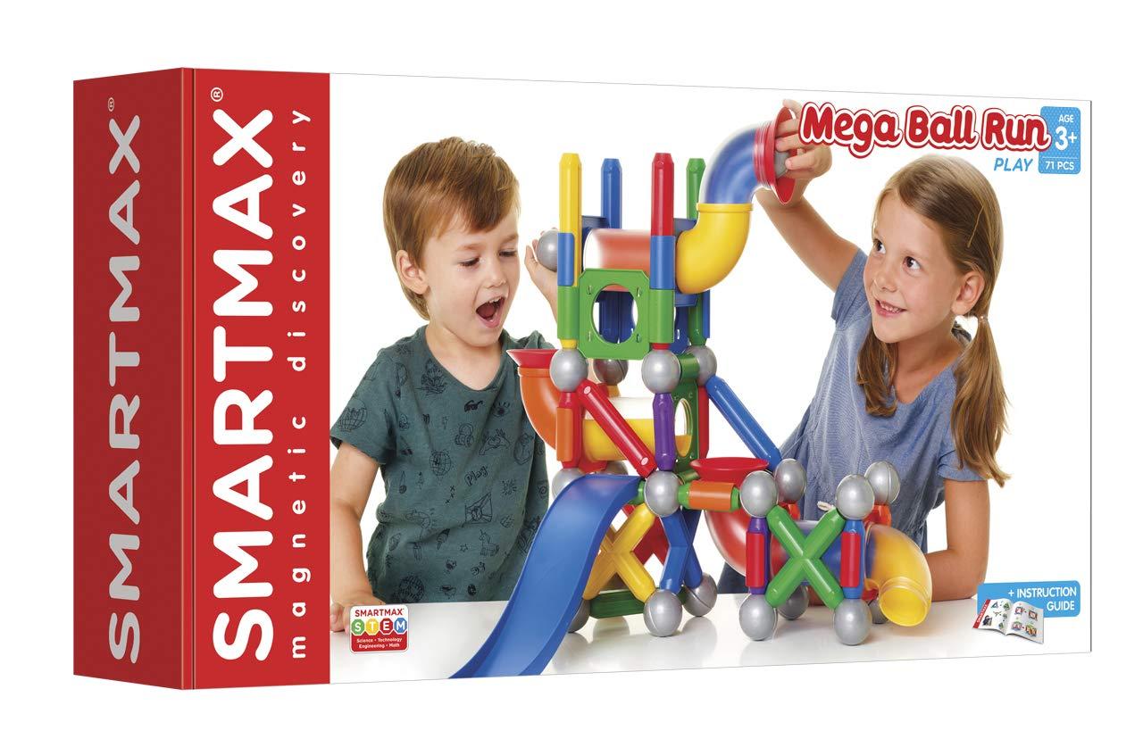 SMART NV SA SMX600 SMX600-SmartMax Mega Ball Run, Spiele und Puzzles, 74 Teile B00KGWGRJ0 Bau- & Konstruktionsspielzeug Großer Verkauf | Queensland