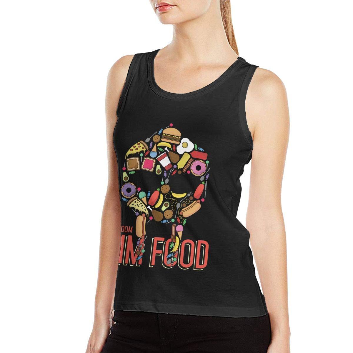 Melissa J Hagen Mf Doom Shirt Tank Top Casual Sleeveles Tee