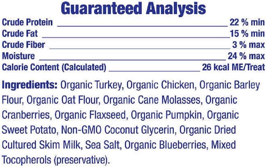 2 LB Chewmasters Turkey Jerky with Chicken Original Recipe Healthy Dog Treats Organic