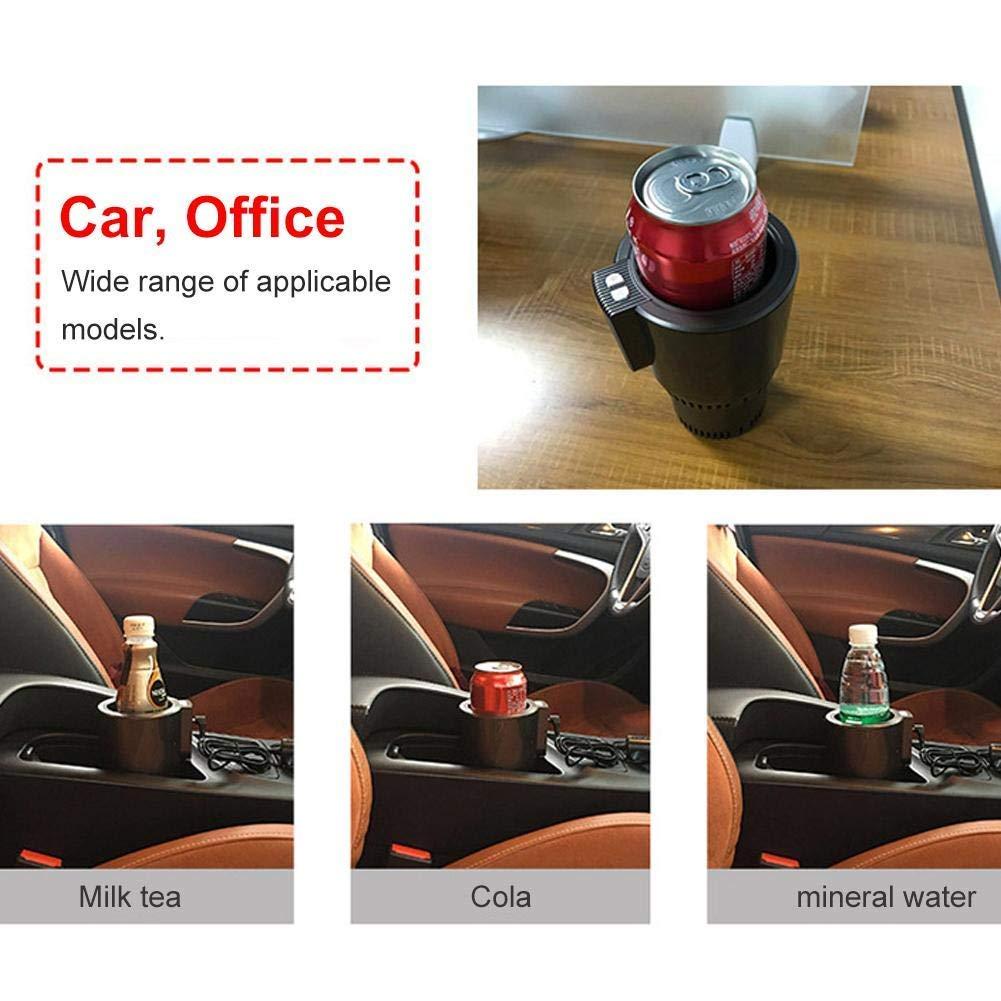 Mini nevera portátil para el coche, nevera, nevera, eléctrica ...