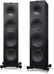 KEF Floorstanding Speaker (Q950 BLACK EACH)