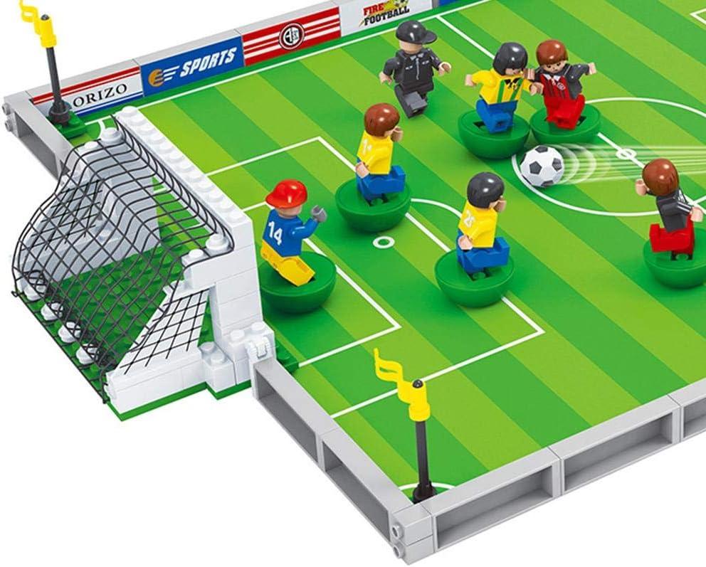 H-sunshy Set Fútbol Sobremesa Juego Mesa de Fútbol con Jugadores ...