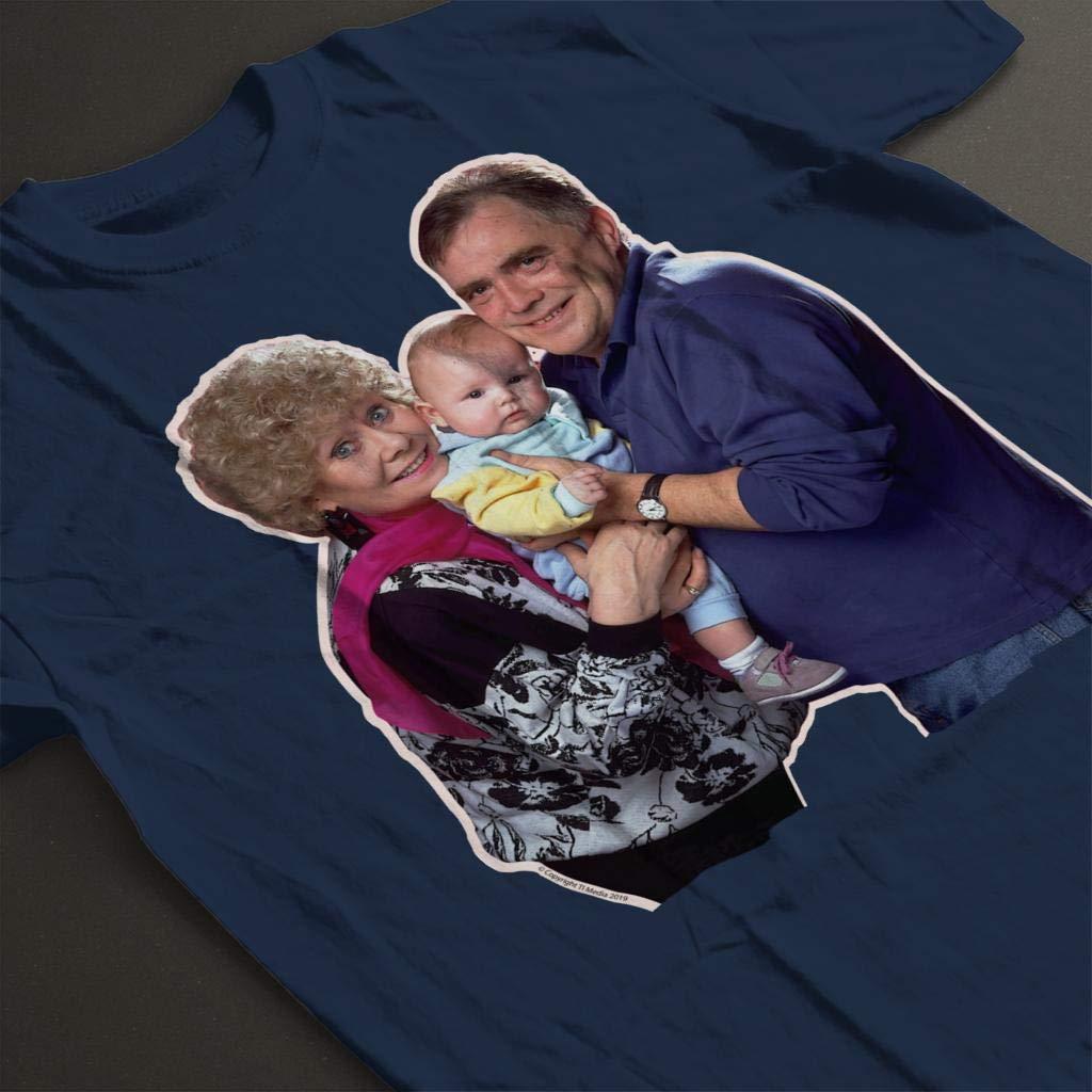 TV Times Coronation Streets Jack and Vera Duckworth Kids T-Shirt