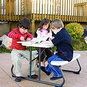 Lifetime 280094 Kid's Picnic Table