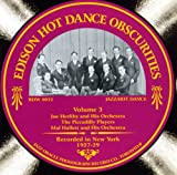 Mal Hallett: Edison Hot Dance Obscurities, Vol. 3