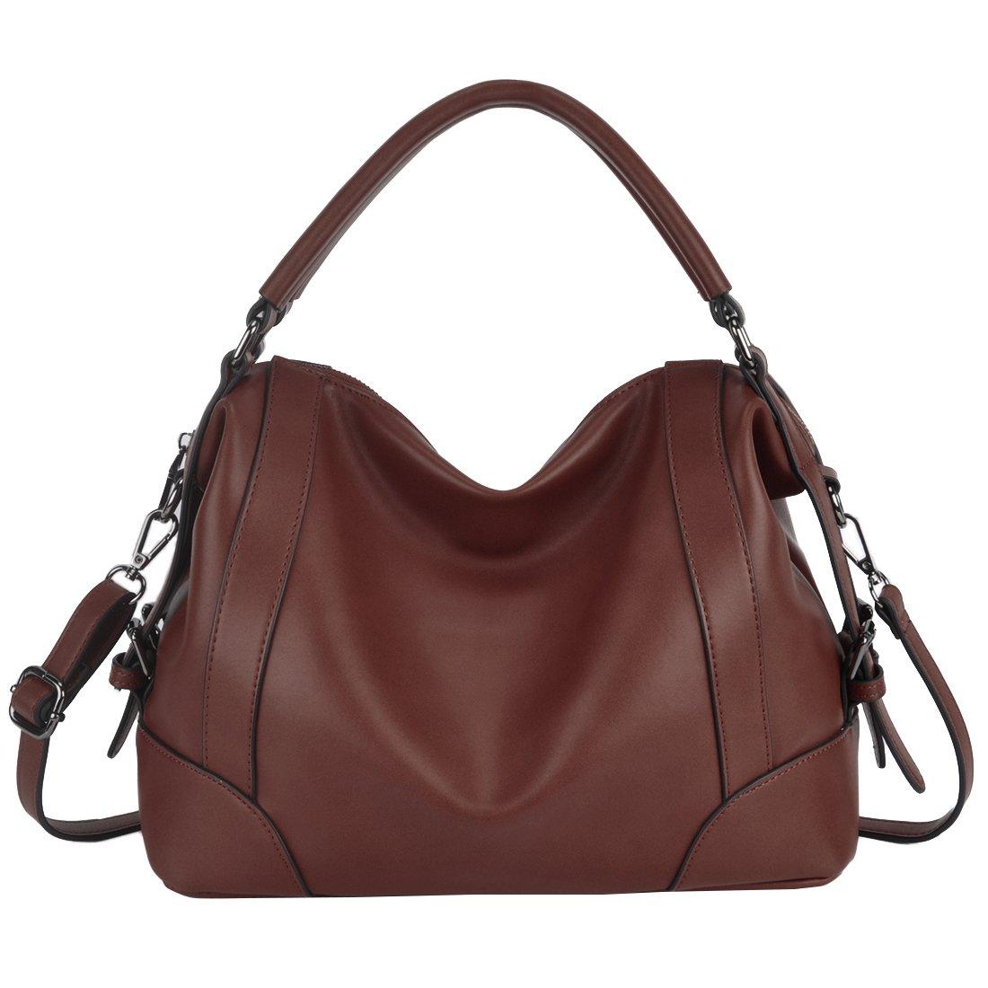 Ladies Handbags,ZMSnow Top Handle Fashion Purses Crossbody Bags for Women Girls (3.Coffee)