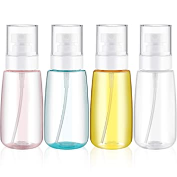 Fine Mist Spray Bottles