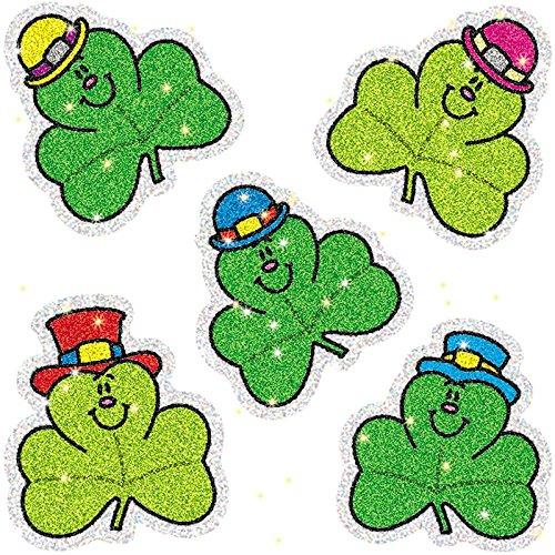 Carson-Dellosa Publishing Shamrocks Dazzle Stickers