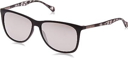 Hugo Boss Boss 0823/S T4 YV4 Gafas de sol, Negro (Black Greyhvn/Black Fl), 58 Unisex-Adulto