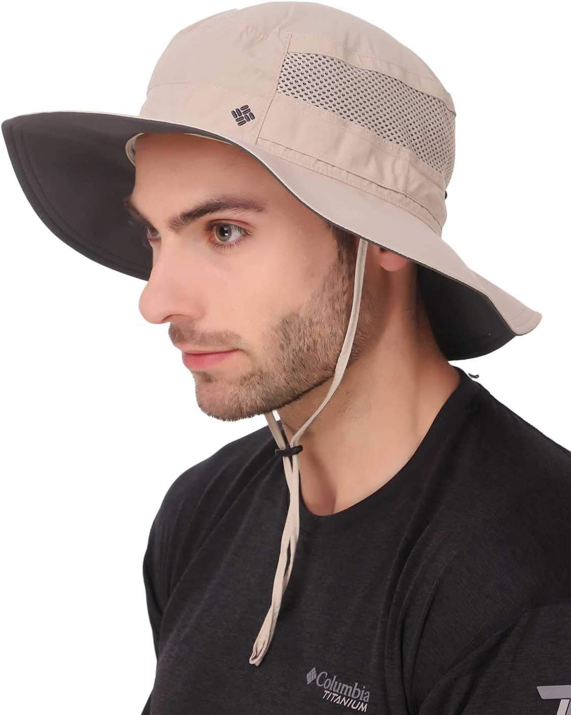 LETHMIK Waterproof Fishing Hat with UV Protection