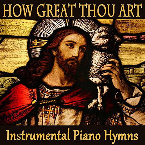Great Thou Art Piano Music - 1