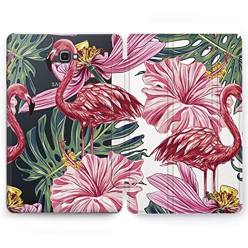 Wonder Wild Tropical Flamingo Samsung Galaxy Tab S4