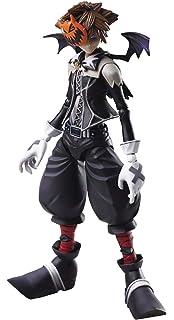Kingdom hearts II 2 halloween sora cosplay custom-made