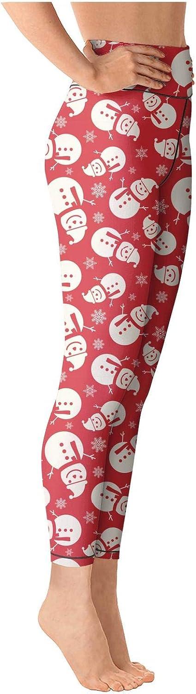 Biker Leggings for Women Christmas Eve Crackers Claus Capris Womens Yoga Pants Tights Leggins