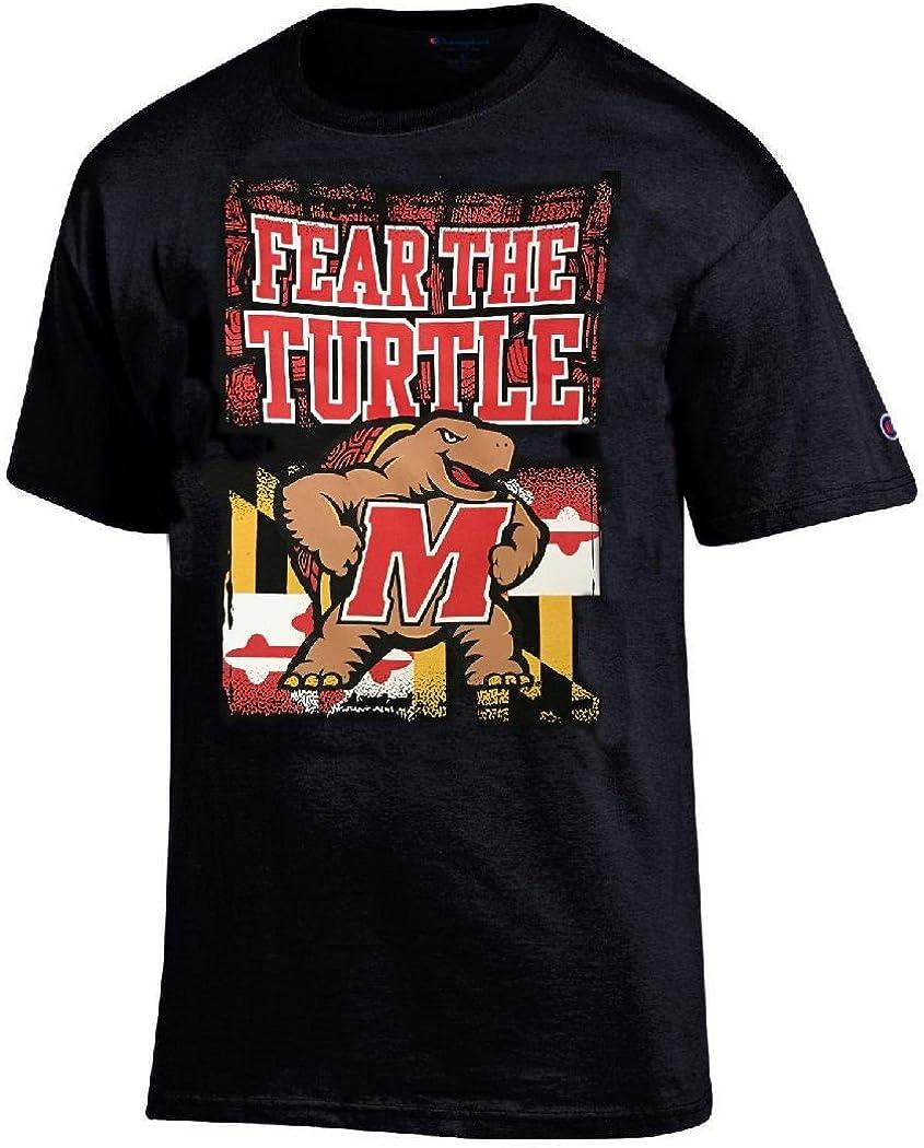 NCAA Maryland Terrapins T-Shirt V1