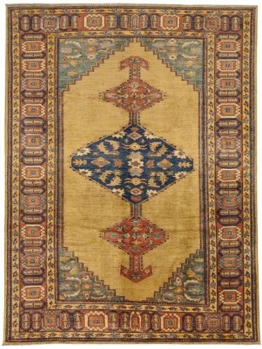 Rug Zigler (ING-2487-Original Carpets Rugs Teppich Heraty Zigler 260X197 CM - (Galleriafarah 1970))
