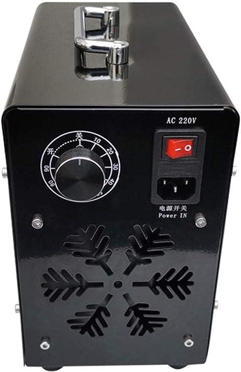 LIUTAO Generador de ozono 20,000 MG/h ozono purificador de Aire desinfección del hogar Dispositivo de ozono ozonizador esterilizador de prevención de Virus para ...