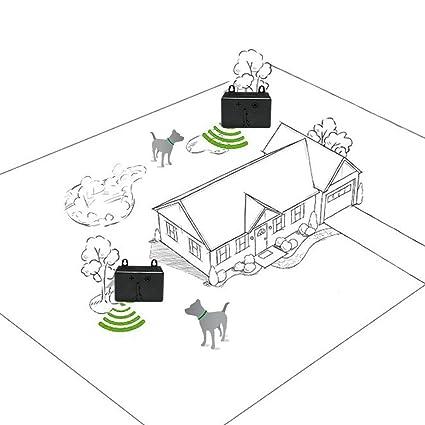 Amazon Com Vicvol Dog Mini Bark Control Device Outdoor Anti
