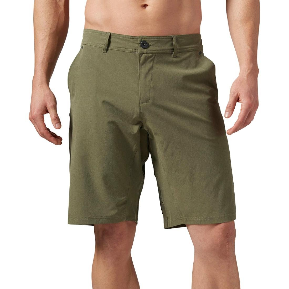 Reebok Mens Nasty Hybrid Training Shorts