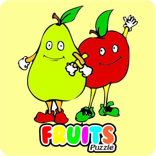 Fruits Puzzle Game - Fruit Puzzle Game