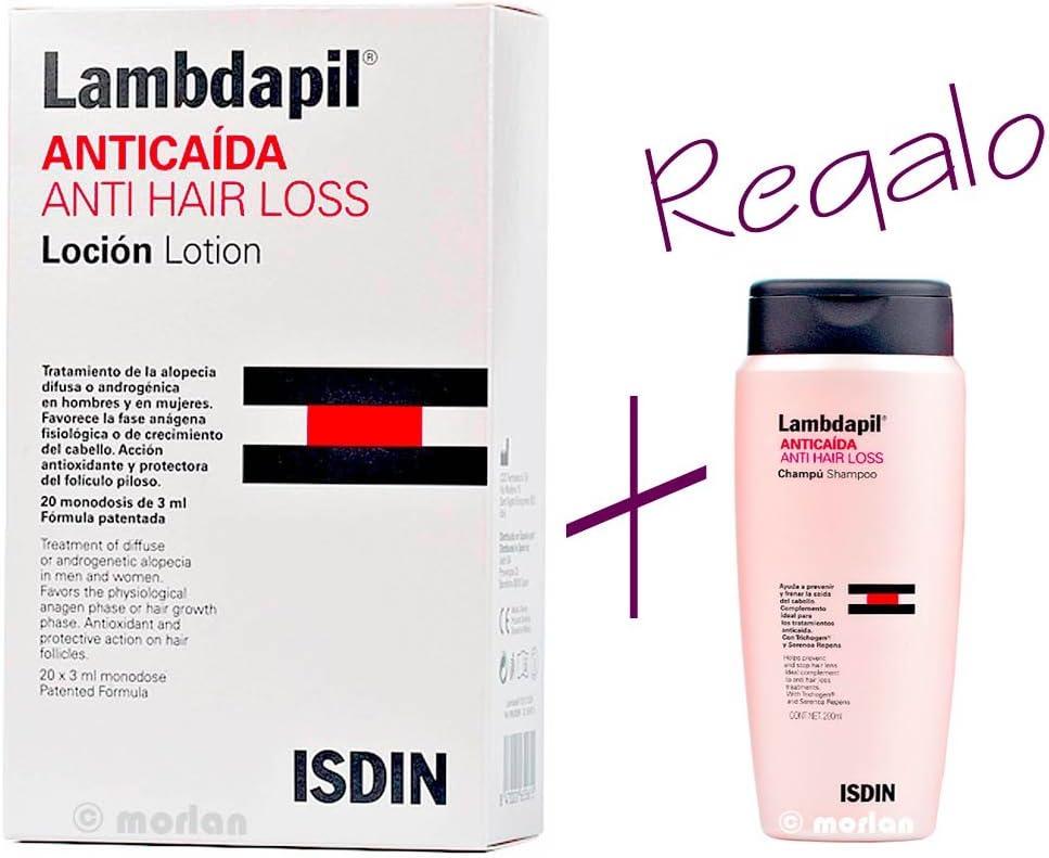 LAMBDAPIL LOCIÓN + CHAMPÚ: Amazon.es: Belleza