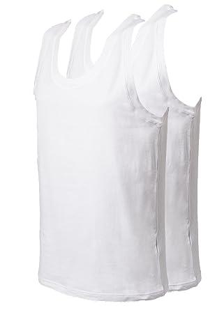 29f74dcca6e66f Dolce   Gabbana Underwear 2-Pack Hommes Débardeur, Bipack Tank Shirt - Noir  ou