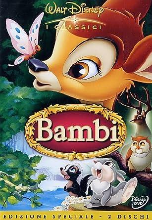 Bambi edizione speciale : amazon.it: felix salten perce pearce