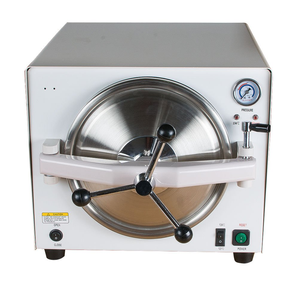 OUBO 900W Autoclave Steam Lab Equipment 18L