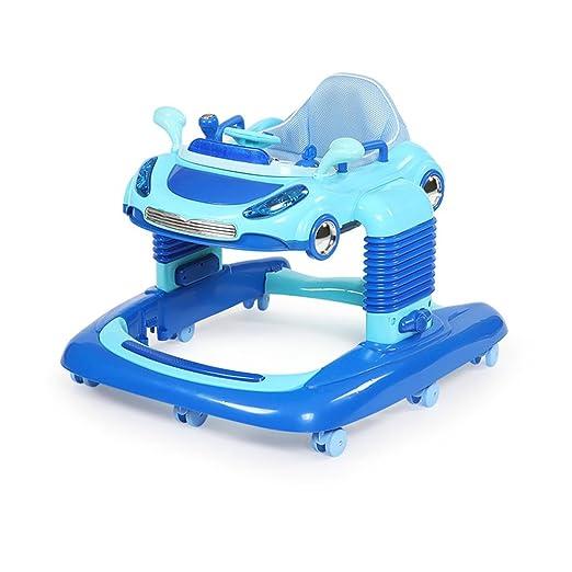 Baby walker Andador 6/7-18 Meses Anti Rollover Tercer Ajuste De ...