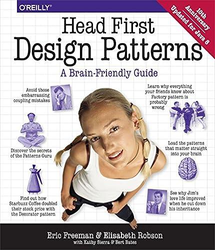 amazon com head first design patterns a brain friendly guide ebook rh amazon com a brain friendly guide head first c pdf head first jquery a brain-friendly guide