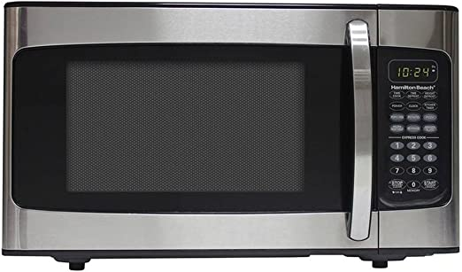 Amazon.com: Hamilton Beach 1.1 CU FT Microondas em031mzc-x1 ...