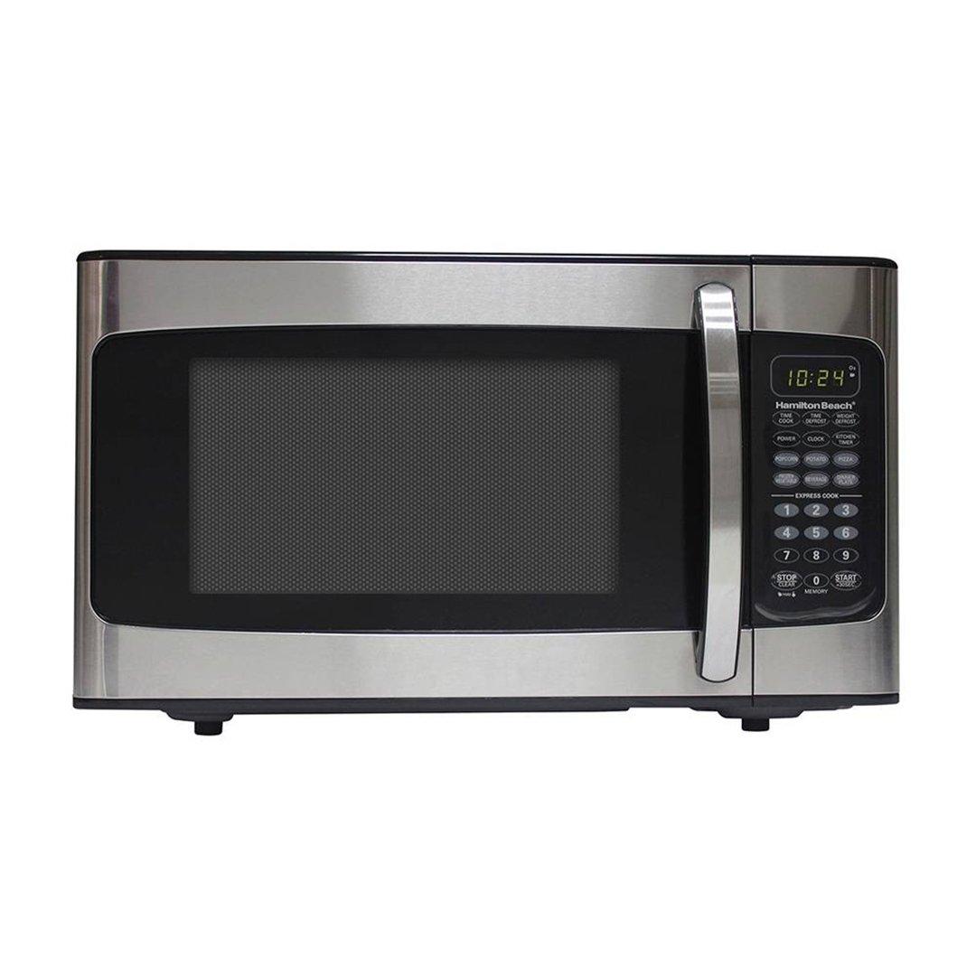 Hamilton Beach 1.1 Cu Ft Microwave Em031mzc-x1