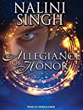 Allegiance of Honor (Psy/Changeling)