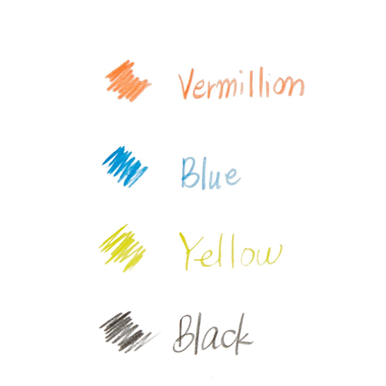Col-Erase Pencil w Eraser, Eraser, Eraser, Carmine rot Lead Barrel, Dozen, Sold as 1 Dozen B000P9JBEC   Professionelles Design  6cb5c0