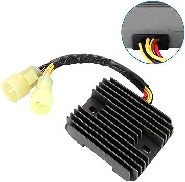 Amazon.com: OCPTY Voltage Regulator Rectifier Fits 2000-2001 ...