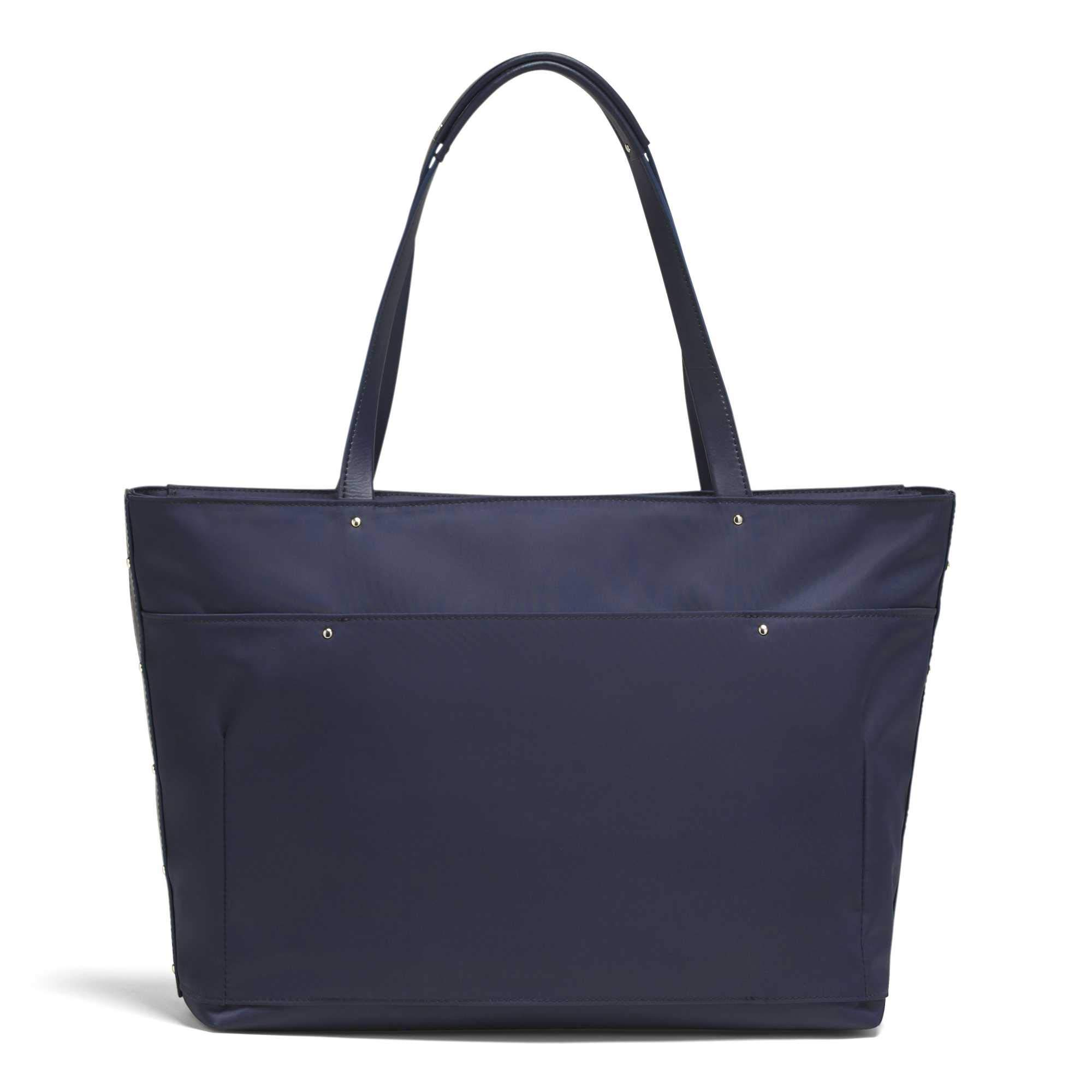 Lipault - Business Avenue Laptop Tote Bag - Top Handle Shoulder Handbag For Women - Night Blue, Medium by Lipault (Image #3)