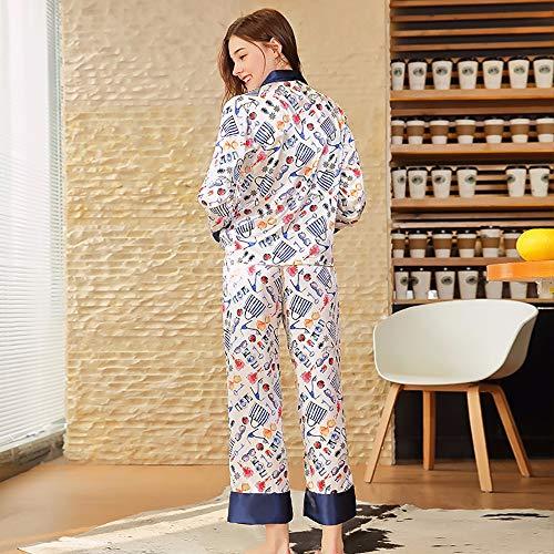 Largo Con De Noche Párrafo Hogar Pijamas Servicio Las Gran Mujeres Sling Bebé Ropa Interior Tamaño El Negligee Vestido C Sexy Satén Camisón Para 6O8nw1xdgq