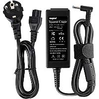 SUNYDEAL Cargador para Portátil HP 45W, Adaptador AC/Suministro de Cable de alimentación para HP Stream 11 13 14…