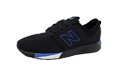 a144d81b83700 New Balance - Grade School Omni KL247V1G Kids Shoes, 3.5 UK Youth, Black/