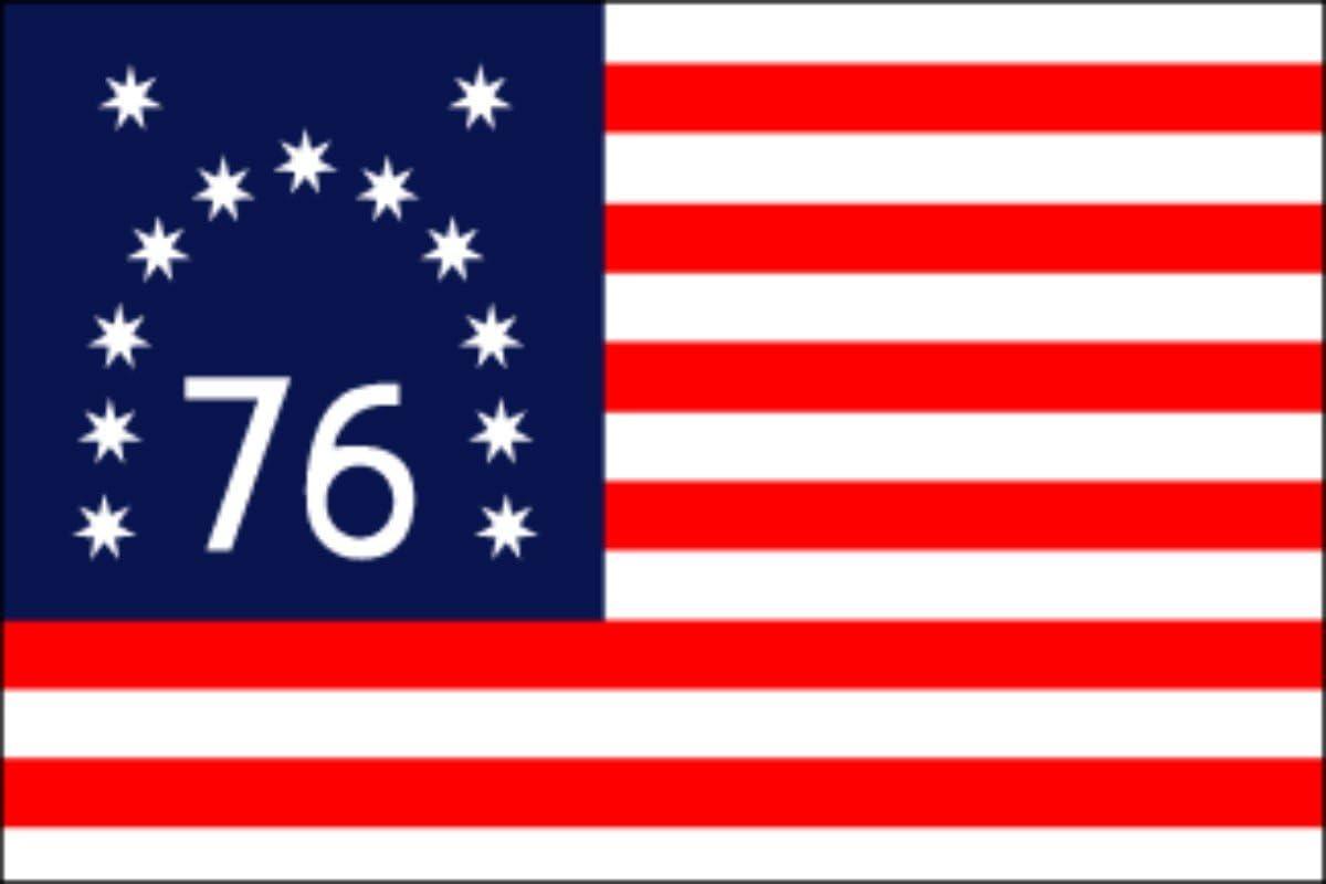 Bennington Flag 3x5 Foot Sewn Solarmax Nylon Outdoor Historical Flags Garden Outdoor Amazon Com